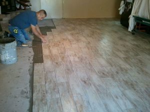 Tile installation | Shans Carpets And Fine Flooring Inc