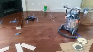 Hardwood installation | Shans Carpets And Fine Flooring Inc