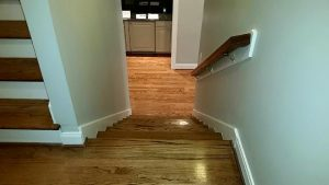 Design of Floor of Stairs | Shans Carpets And Fine Flooring Inc