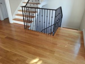 Floor design of stairs | Shans Carpets And Fine Flooring Inc