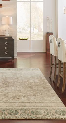 Rug room scene | Shans Carpets And Fine Flooring Inc