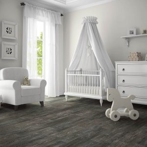 Luxury Vinyl flooring of baby room | Shans Carpets And Fine Flooring Inc