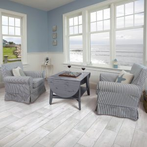 Sea view from window | Shans Carpets And Fine Flooring Inc
