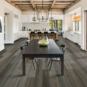 Dining room Laminate flooring | Shans Carpets And Fine Flooring Inc