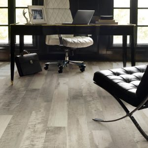 Laminate flooring of office | Shans Carpets And Fine Flooring Inc