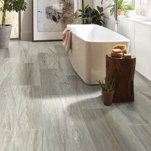 Bathroom flooring | Shans Carpets And Fine Flooring Inc