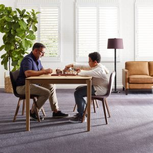 Warm memories in gameroom | Shans Carpets And Fine Flooring Inc