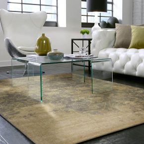 Area Rug in living room   Shans Carpets And Fine Flooring Inc