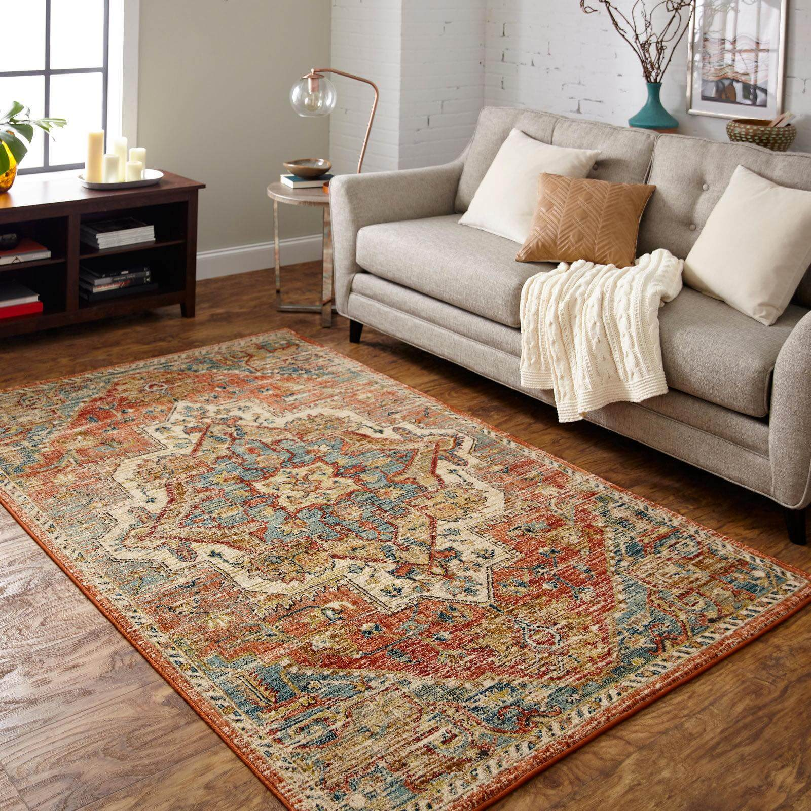 Select a Rug for Your Living Area | Shan's Carpets & Fine Flooring